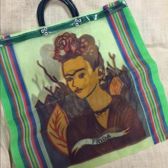 64f86f103dcc Handbags - Frida Kahlo eco friendly tote bag